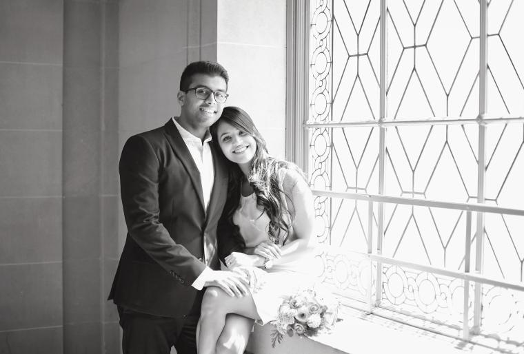 San Francisco-City Hall-civil ceremony-wedding-photographers